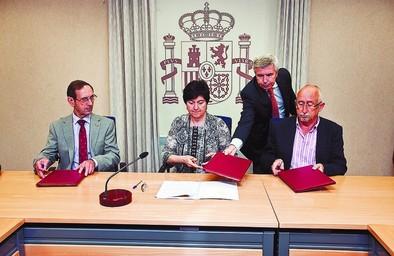 Las aguas residuales de Villagonzalo y Villalbilla llegarán a Burgos en 2015