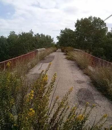 Los vecinos se agrupan para recuperar el Puente Contadero