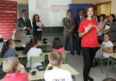 'ControlaTIC' llegará a más de 10.000 escolares de la región este trimestre