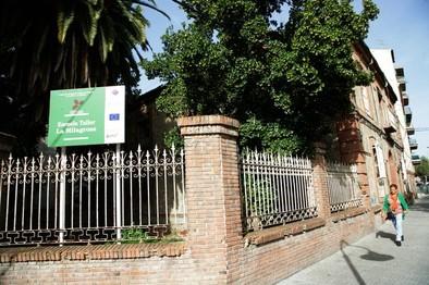 El Ayuntamiento mejorará la superficie arbolada de la clínica de La Milagrosa
