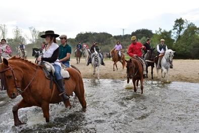 Los arenenses honrarán con su romería desde Oropesa  a San Pedro de Alcántara