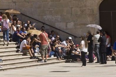Burgos gana un 11,6 por ciento de viajeros con respecto a octubre de 2013