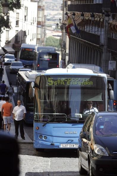 Perezagua reitera que este año tendrá adjudicado el transporte