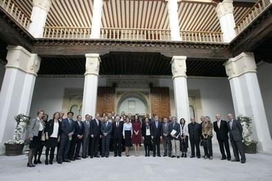 Cospedal y Real Fundación coinciden en mantener el impulso del Año Greco