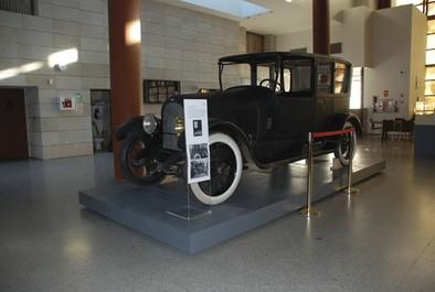 El Museo del Ejército expone el coche donde fue asesinado Dato