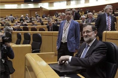 Rajoy carga contra Mas por atentar contra los derechos de las personas