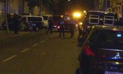 La presencia de medio centenar de policías evita una pelea en Pajarillos tras un accidente de tráfico
