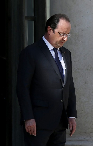 Malos tiempos para Hollande
