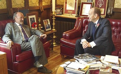 Valladolid conversa con una ciudad británica para atraer empresas