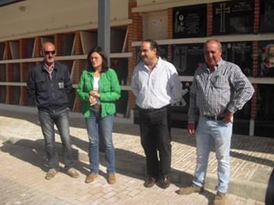 El Ayuntamiento de Villarrobledo construirá 192 nichos más en el Camposanto