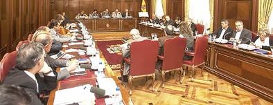 Llega la hora de la verdad para 35 millones de euros del Presupuesto
