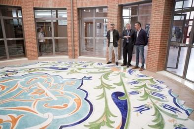 La Escuela de Arte pide colaboración municipal para impulsar la cerámica