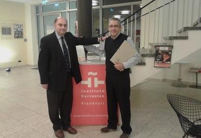 El Instituto Cervantes de Frankfurt se une a los actos del Cententario