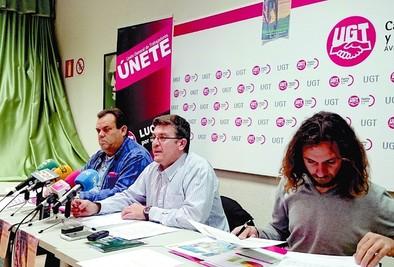 Fitag-UGT exige políticas para crear hasta 3.000 empleos en Ávila