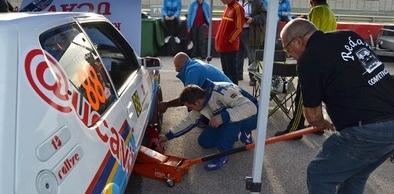 Satisfacción en el UCAV Racing Engineering tras el Rally RACE Comunidad de Madrid
