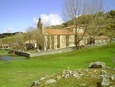 Comienza la reparación de las bóvedas de la ermita de Las Fuentes