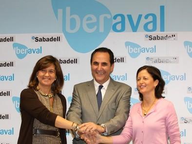 Iberaval y Sabadell ponen a pymes y autónomos 10 millones en crédito