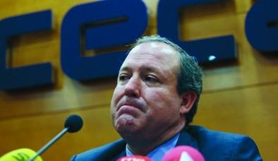 Un juzgado imputa por varios delitos a Jesús Terciado, presidente de la patronal abulense y de la Cepyme