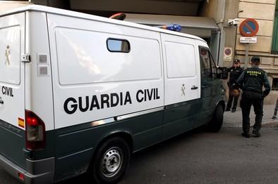 Seis delitos llevan a prisión sin fianza al presidente de la Diputación de León