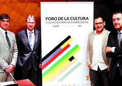 El I Foro de la Cultura impregnará la ciudad de reflexión y diálogo