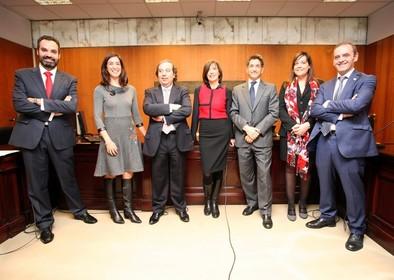 Los jueces renuevan su cúpula con las elecciones a la Sala de Gobierno del TSJ