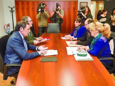 La Junta reabre el diálogo cerrado por San Juan de Dios a petición del comité