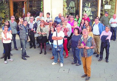 Las visitas guiadas atendieron una media de 2.500 personas entre mayo y octubre