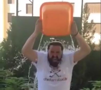 Antonio Arrabal se suma a la campaña de la ELA