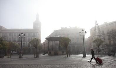 Alerta amarilla hasta el domingo por nieblas densas en todas las provincias de CyL excepto Soria