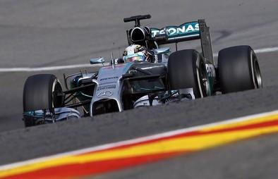 Mercedes no tiene rival