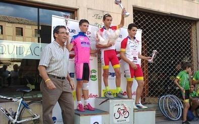 Cristian Martín, segundo en el Trofeo Carlos Melero para escuelas
