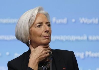 Lagarde, en el punto de mira
