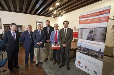 Santa Teresa une a Ávila y a Alba de Tormes en el Día del Turismo de Castilla y León