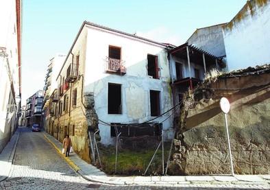 La primera fase de las obras de ampliación de la sede provincial concluirá en enero