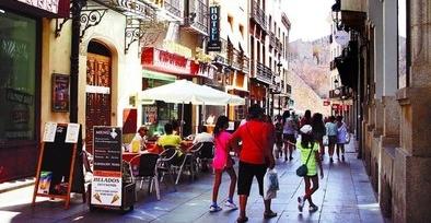 El turismo experimenta un crecimiento del 5,5% en los siete primeros meses