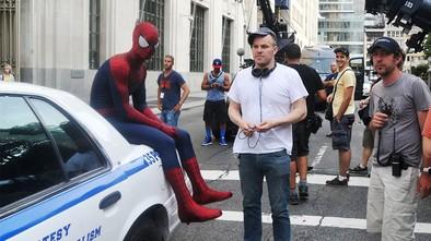 Marc Webb, director de cine: «El compromiso con los cómics fue en aumento»