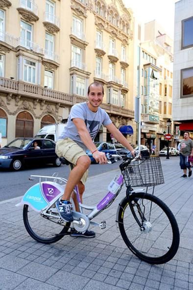 Los albacetenses pedalean