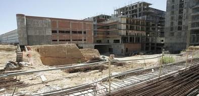 El hospital contará con cuatro módulos de UCI, con 10 o 12 camas cada uno