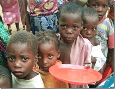 Una de cada nueve personas en el mundo sufre hambre