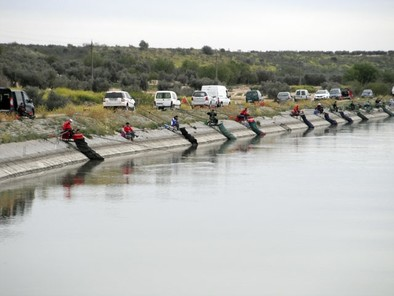 Los mejores pescadores de España se citan en Castrejón