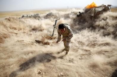EEUU acelera su nueva ofensiva contra el Estado Islámico en Irak