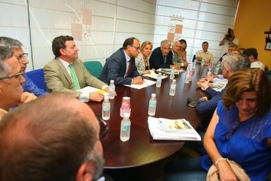 La Junta destinará un millón de euros a un plan de empleo exclusivo para las cuencas mineras