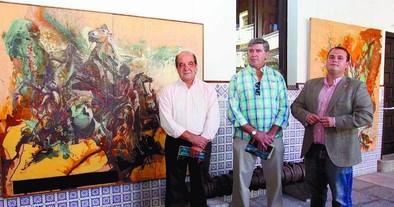 El Torreón de los Guzmanes acoge dos nuevas exposiciones