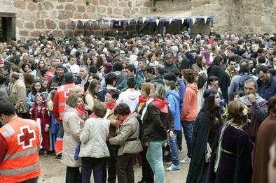 Oropesa espera 40.000 visitantes en las Jornadas Medievales
