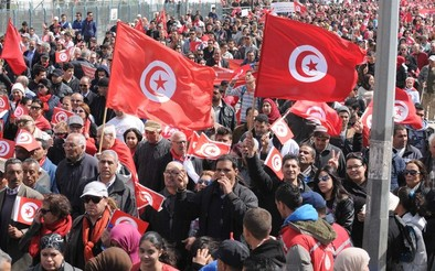 Túnez clama contra el terror