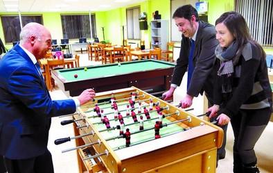 Medina estrena el día 9 un centro de ocio para jóvenes y mayores