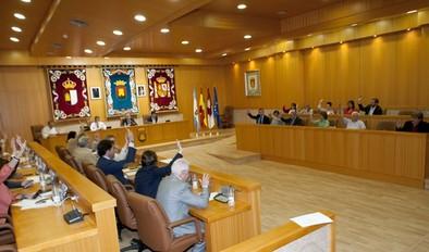 Una modificación urbanística aprobada por unanimidad cierra los plenos de la legislatura