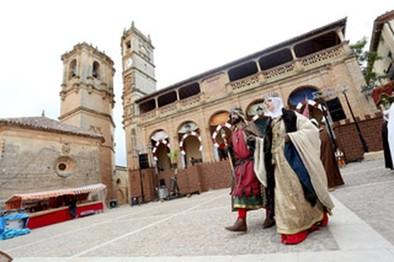 Aplazan las jornadas de recreación histórica de Alcaraz por motivos económicos