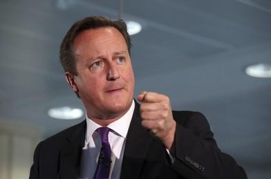 Cameron ya tiene su pregunta
