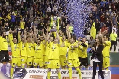 Ciudad Real volverá a disfrutar del mejor fútbol sala con la Supercopa